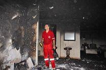 آتش سوزی در بندرعباس سه کشته بر جای گذاشت
