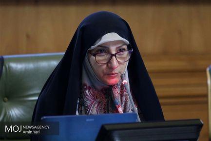 زهرا نژاد بهرام عضو شورای اسلامی شهر تهران