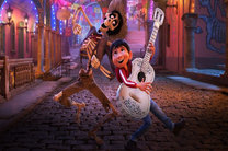 انیمیشن کوکو مهمترین جوایز چهل و پنجمین دوره جوایز آنی را گرفت