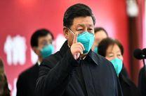 """رئیس جمهور چین به شهر """"ووهان"""" مرکز شیوع ویروس کرونا سفر کرد"""