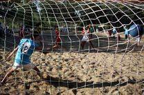 آغاز اردوی تیم هندبال ساحلی کشورمان در بندرعباس