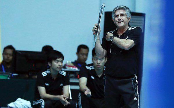 تیم والیبال چین با لوزانو حذف شد