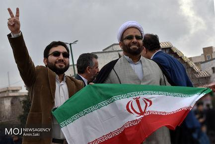 جشن چهلمین سال انقلاب در خرم آباد