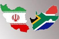 سفر رئیس جمهور آفریقای جنوبی به ایران