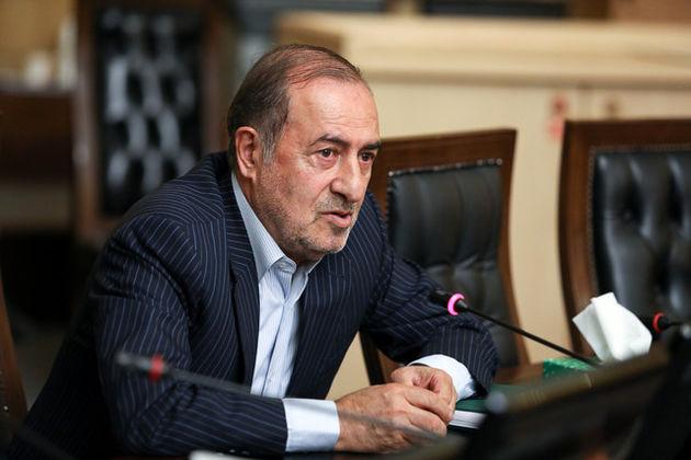 دیدار الویری با شهردار تهران