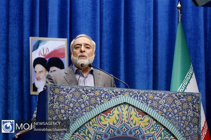 نماز جمعه تهران - ۲۵ مرداد ۱۳۹۸