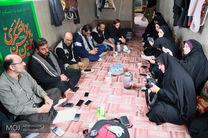 خبرنگاران گیلانی حرم مطهر امام حسین(ع) را زیارت کردند