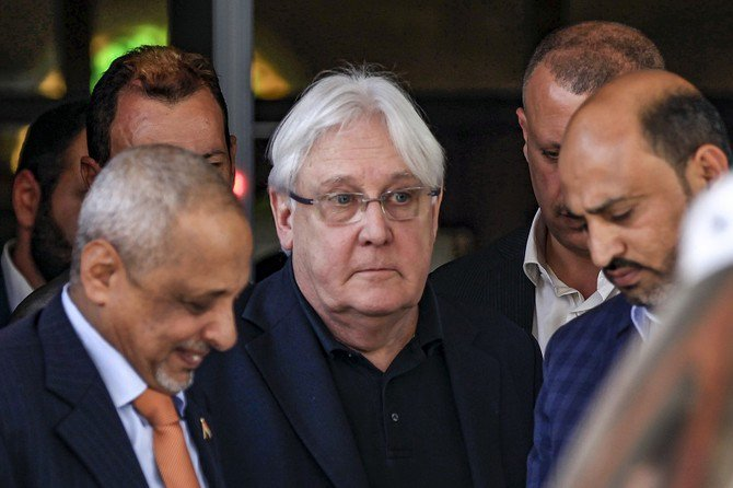 نماینده ویژه سازمان ملل در موضوع یمن به عربستان سفر کرد