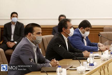 امضای تفاهم نامه میان وزارت راه و بنیاد شهید