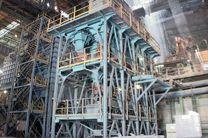 رشد 54 درصدی تولید در مجتمع فولاد سبا