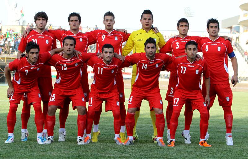 اسامی بازیکنان تیم امید ایران برای دیدار مقابل اردن مشخص شد