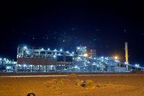 بعد از یک دهه چراغ های سایت شرکت تعاونی فولاد کویر اردستان روشن شد