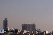 کیفیت هوای تهران در ۵ آذر ۹۸ ناسالم است