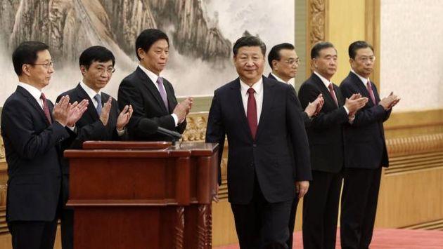 ابقای شی جینپینگ در رأس حزب حاکم چین برای 5 سال دیگر
