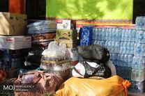 کمک به خانواده ایتام در ایام ماه مبارک رمضان/اهدای ۷۶۲ سبد غذایی توسط خیر هرمزگانی