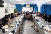 اهدای تجهیزات کتابخانهای به کانونهای مساجد استان