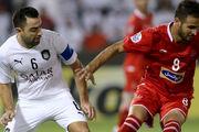پخش زنده بازی برگشت پرسپولیس و السد از شبکه سه سیما