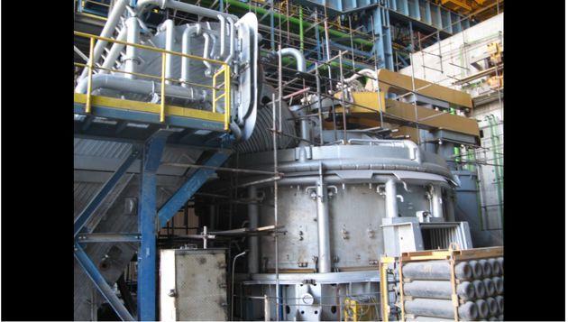پیشرفت ٩٥ درصدی توسعه مجتمع فولاد سبا