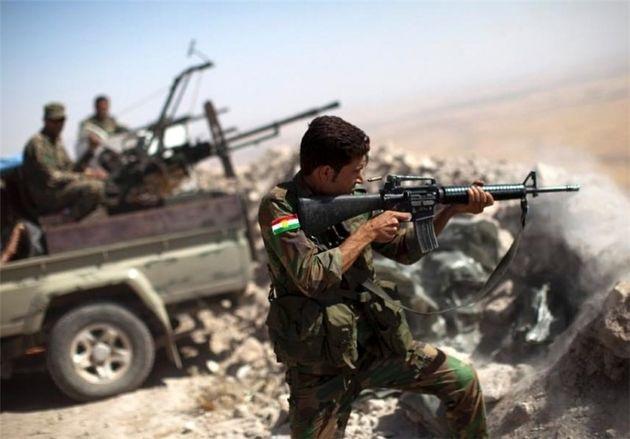 ناتو پیشمرگههای کُرد را در شمال عراق آموزش میدهد