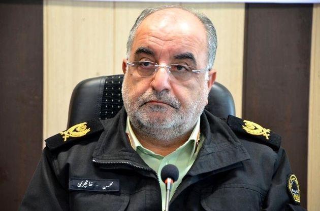 ۶۲ میلیارد ریال کالای قاچاق در غرب استان تهران کشف شد