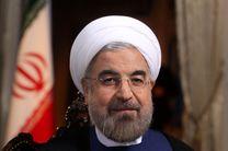 روحانی روز استقلال قرقیزستان را تبریک گفت