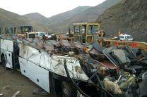 جزئیات مرگ ۱۵ مسافر در جاده چالوس