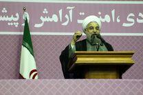 اهل شعار نیستم با عمل به قانون اساسی عزت ایرانی را نگه می دارم