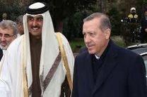 گفت و گوی تلفنی اردوغان و امیر قطر