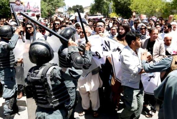 پسر معاون اول مجلس سنای افغانستان در تظاهرات امروز کابل کشته شد