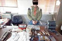 شناسایی ۱۵ پاتوق سیاه در مشهد