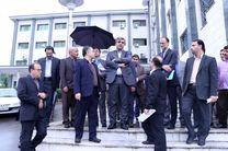 بازدید استاندار گیلان از طرح پیشنهادی بومگردی دانشگاه آزاد اسلامی واحد رشت