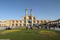 یزد در نوروز 98 رتبه سوم کشور در جذب گردشگر را به خود اختصاص داد