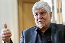 محمد هاشمی: ممکن است «روحانی» به نفع من یا «جهانگیری» کنار برود