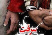 دستگیری 24 سارق با کشف اموال مسروقه در بندرعباس