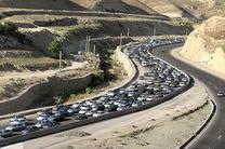 وضعیت جاده های کشور عادی و روان است