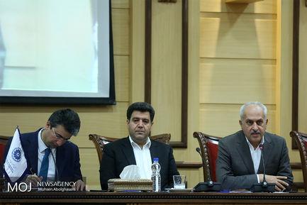 نشست هیات نمایندگان اتاق ایران