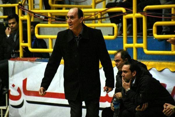 سرمربی تیم بسکتبال شهرداری گرگان تغییر کرد