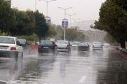 لغزندگی اکثر محورهای مواصلاتی در استان اصفهان