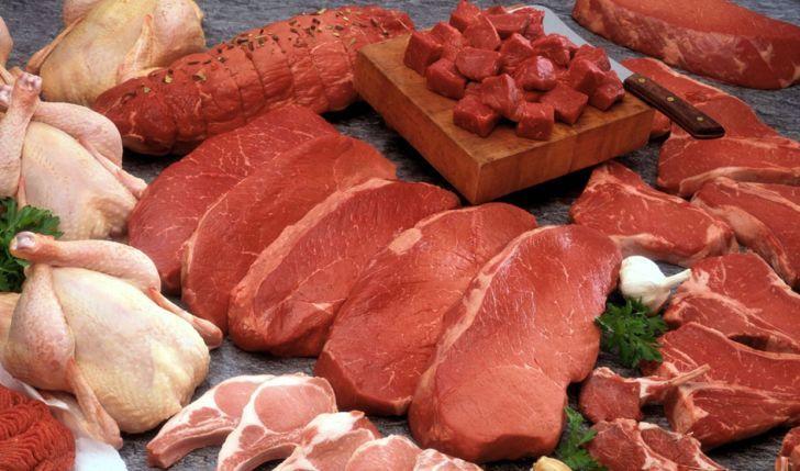 48 تن گوشت سفید و قرمز منجمد در شهرستان بابل توزیع شد