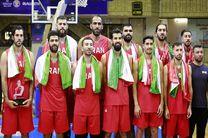 لیست نهایی ملی پوشان بسکتبال ایران برای حضور در جام جهانی 2019