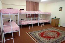 اسکان 100درصدی دانشجویان غیر بومی در خوابگاه های دانشجویی