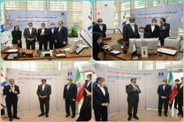 سامانه احراز هویت مشتریان سجام در شعب بانک صادرات ایران رونمایی شد