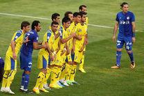 رنگ پیراهن دوم تیم نفت تهران تغییر کرد