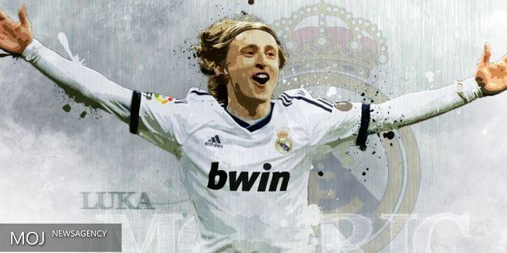 دوست دارم رئال مادرید آخرین ایستگاه فوتبال من باشد