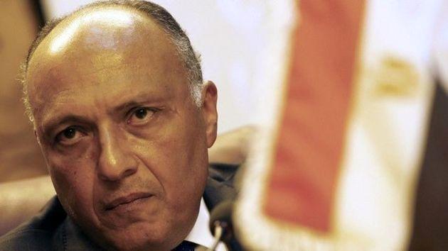 """انتقاد وزیر خارجه مصر از نظام """"تبعیض آمیز"""" خلع سلاحهای کشتار جمعی"""