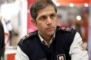 آتش سوزی در انبار ابزار و یراق در شرق تهران