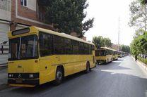 دو دستگاه اتوبوس به روستاهای آبشورک و چهچکور اختصاص یافت