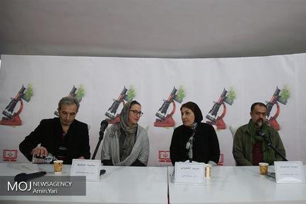 نشست های خبری جشنواره فیلم « رشد »