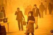 احتمال وقوع گرد و خاک در خوزستان و ایلام/کاهش دما در سواحل خزر