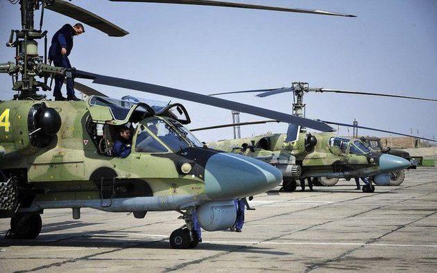 تجهیز نیروی هوایی روسیه به بالگردها و هواپیماهای جدید